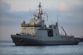 Llegan a Cádiz 15 inmigrantes rescatados por el Open Arms