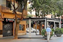Restaurante clausurado en Palma