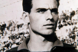 Fallece Guillermo Febrer, ex guardameta del Mallorca