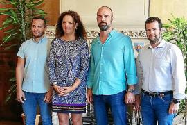 El Consell de Mallorca reitera su compromiso de convertir el edificio de Es Sindicat de Felanitx en un centro cultural