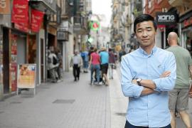 Fang Ji: «La crisis de Hong Kong afecta a la colonia china en Baleares»