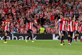 El Athletic monopoliza el derbi vasco
