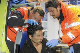 Detenidos tres hombres bebidos tras una pelea en Son Castelló «sin ningún motivo»