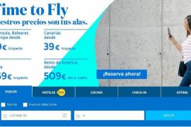 Air Europa lanza una campaña para vuelos en la Península, Baleares y Europa