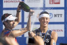 Mario Mola se proclama subcampeón del mundo