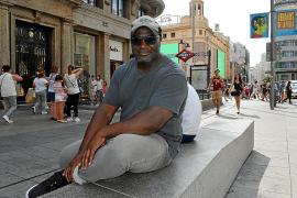 Armando Buika: «Cuando me dijeron que íbamos a Palma me puse a llorar de la emoción»