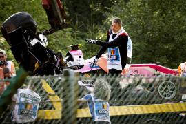 Fallece un piloto francés de Fórmula 2 en un accidente en el Gran Premio de Bélgica