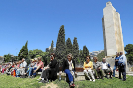 Los jueces decidirán este mes el futuro del monumento de sa Feixina
