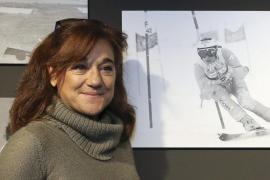 Blanca Fernández Ochoa dejó el teléfono móvil en su casa