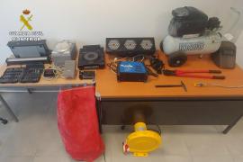 Cuatro detenidos por robos en Magaluf y dos por narcotráfico en Andratx