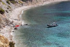 Llega una cuarta patera a las costas de Ibiza