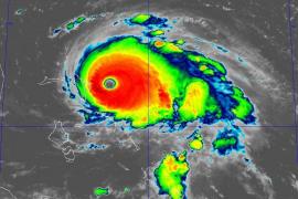 Alerta en las Bahamas: Llega 'Dorian', convertido en huracán de categoría 5