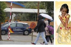 La madre de la niña fallecida en La Salle: «A mi hija le dieron un alimento que no podía comer»