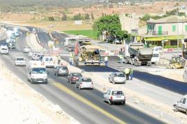 Reclaman 10 millones al Consell por el insuficiente tráfico rodado a Manacor