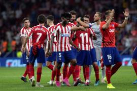Remontada y liderato para el Atlético