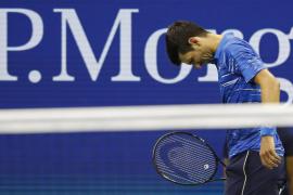 Djokovic abandona el US Open