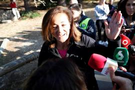 La hermana de Blanca Fernández Ochoa: «Estaba fenomenal»