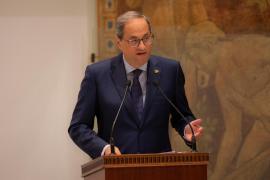 El TSJC juzgará a Torra por desobediencia el 25 y 26 de septiembre