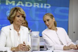 Imputan a Aguirre y Cifuentes por la presunta financiación ilegal del PP madrileño