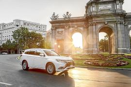 Mitsubishi Outlander PHEV, el híbrido más vendido en España