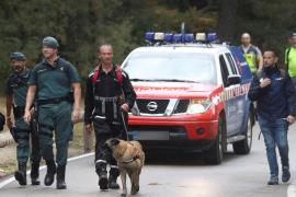 Perros especialistas encuentran rastros de la desaparecida Blanca Fernández Ochoa