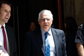 Borrell denuncia que han suplantado su identidad en LinkedIn: «Voy a denunciar esta estafa ante la Guardia Civil»