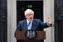 Johnson dice que «bajo ninguna circunstancia» pedirá retrasar el «Brexit»
