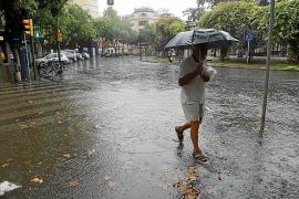 El déficit de lluvias en Mallorca llega al 49 % desde el 1 de enero