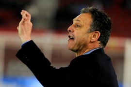 Caparrós: «Con Clemente el Sporting está muy despierto»