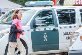 Siete drones buscan a Blanca Fernández Ochoa