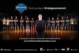 #Viatgeaunsomni, la campaña de abonados del B the travel brand Mallorca