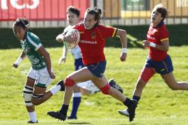 Olivia Fresneda, hija de Blanca Fernández Ochoa, se incorpora a la selección de rugby