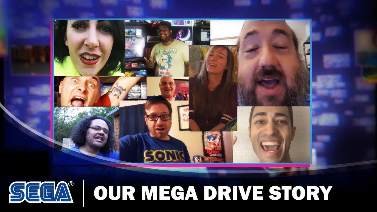 Los fans cuentan su historia con SEGA Mega Drive