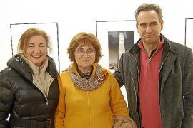 Joan Forteza inaugura 'Torres d'enfilació'