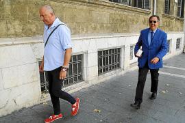 Miguel Ángel Subirán y Manuel Penalva llevan armas cortas desde hace tres años
