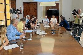 La negociación por la huelga de controladores de pasaportes de Palma seguirá este miércoles