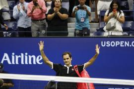 Federer cae en cuartos ante un Dimitrov decidido y resuelto