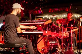 La inauguración del Eivissa Jazz 2019, en imágenes (Fotos: Daniel Espinosa).