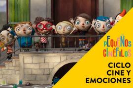 CaixaForum de Palma acoge la proyección de 'La vida de Calabacín', en Pequeños Cinéfilos