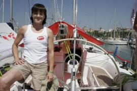 Blanca Fernández Ochoa, sus visitas a Mallorca