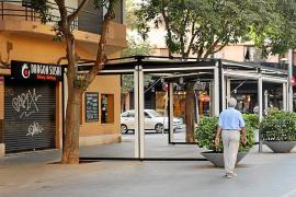 El restaurante cerrado por intoxicación alimentaria en Palma registró tres casos en junio