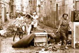 Treinta años de las inundaciones del Llevant
