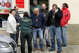 Dos encapuchados atracan una sucursal de ses Salines y huyen con un botín de 12.000 euros