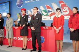 La entrada de Air Berlin en la alianza Oneworld traerá turistas de Asia y EEUU a Mallorca