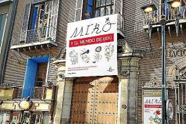 Zaragoza recibe la obra del Miró más comprometido contra el franquismo