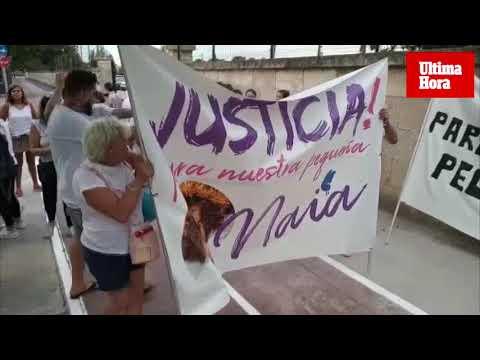 La familia de la niña fallecida en La Salle se concentra para pedir «justicia»