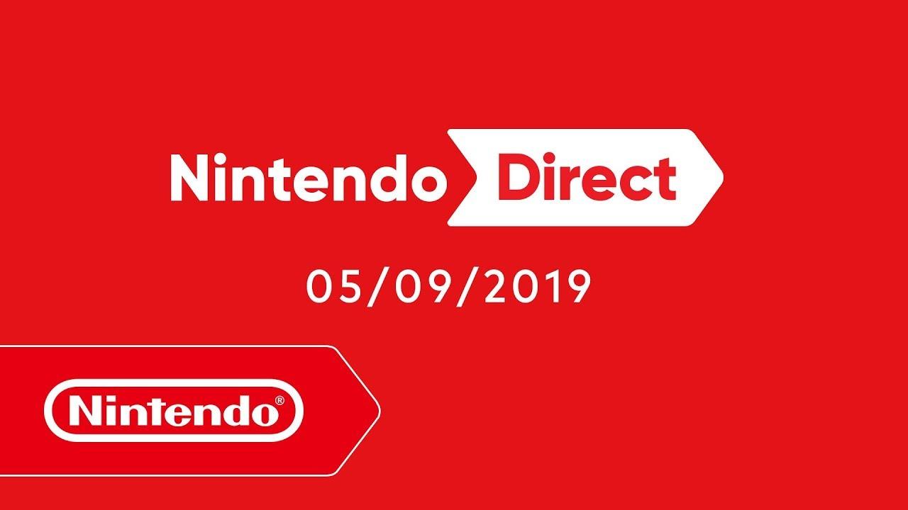 El último Nintendo Direct, todo la información con todos los trailers