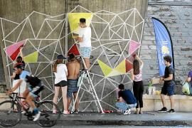 Arte urbano a favor de la igualdad de género
