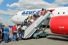 El turismo ruso crecerá en los próximos dos años más de un 40 % en Mallorca
