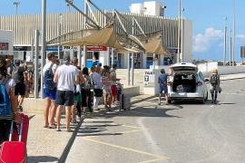 Los taxistas de Formentera piden mejoras urgentes en la red viaria y en los núcleos urbanos